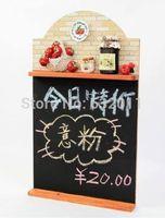 advertising news - Store advertising POP blackboard message memo sign News Bulletin Board