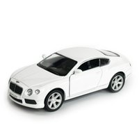 bentley model car - 5 Inch RMZ City BENTLEY GZ554021 Scale Diecast Vehicles Model Car Toys Collections Children Gift