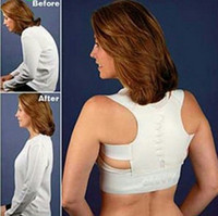 Wholesale Adjustable Therapy Back Support Brace Belt Band Posture Shoulder Corrector Body Support Correctors Body Sculpting Slimming Correct Posture