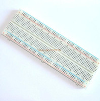 Wholesale Breadboard Point Solderless PCB Bread Board MB MB102 Test Develop DIY