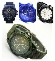 replicas - DHL Luxury Unisex Gemius Army Wrist Watch Men Replicas Military Sports Fashion Cool Watch Geneva Watch Casual Wristwatch Christmas Gifts