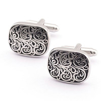Wholesale New Arrival Vintage Cufflinks French Cufflinks mens Cufflinks Fathers Day Gifts For Men Jewelry Wedding Cufflinks