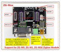 Wholesale ZG Mxx text Board for Zigbee Module UART to RS232 UART to USB
