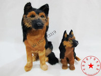 art fur animals - Mongolia features arts and crafts souvenir gift Collie dogs fake fur animal ornaments decorated furniture