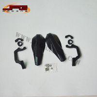 Wholesale motorcycle pit bike dirt bike handle bar Brush Bar Hand Guards protector black M52013