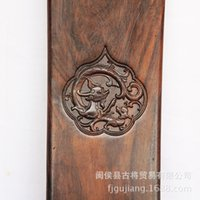 Cheap Ancient Chinese trade antique ebony wood furniture chairs Armchairs wholesale manufacturers