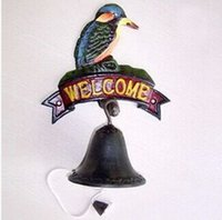 acting castings - FBH061540 American pastoral cast iron crafts doorbell wall act the role ofing restoring ancient ways