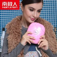 Wholesale The new NanJiRen Hand Po rechargeable electric Hand Po warm baby warm handbags fast charge proof security intelligence ceramic heating