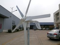 wind generator system - 300 W Max Wind Turbine Generator blade V With Wind Controller For Wind Power System Use For House Land Marine Outdoor