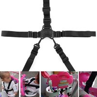 Wholesale New Arrivla Convenient Point Harness Baby Chair Stroller Pram By Safe Belt Strap for Kid Randomly