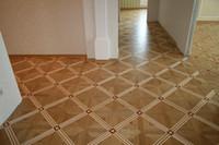 Wholesale Merbau wood Natural oil Polygon Decorative wood floor Burmese teBlack walnut birch wood flooring Oak Merbau Natural oil wood floor