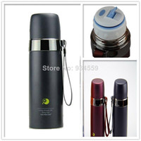Wholesale 450ML hot flask thermos bottle vacuum flask thermos mug caneca termica tepmoc thermos for food thermos kids cup Package mail