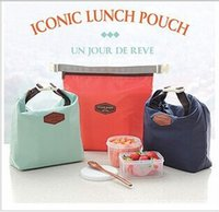 Wholesale DHL Fedex Shipping Travel Outdoor Lunch Carry Bag Picnic Tote Container Cooler Insulated Thermal Waterproof Organizer