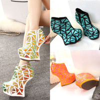 large womens shoes - 2015 Hot Selling Cheap Wedding Shoes Student Shoes NEWEST Womens Fashion Shoes High heel cm Large Size US X