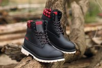 full grain leather - Adidas Casual Shoes Originals NEO Men Boots Original Discount Classic Martin Boots Hot Sale Men s Shoes Outdoor Size