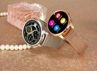Livraison gratuite à puce Bluetooth V360 Montre Smartwatch avec Baromètre d'affichage LED Alitmeter Music Player podomètre pour Android IOS Mobile Phone