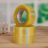 Wholesale Transparent tape tape sealing glue package Taobao Beige tape cm wide tape factory