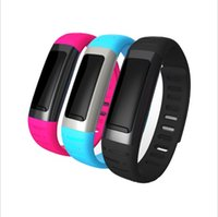 Cheap Android Health Smart Bracelet Best English Passometer Bluetooth 3.0 Bracelet