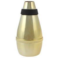 Wholesale 6pcs Lightweight High Wear Resistance ABS Plastic Trumpet Practice Mute MIA_611