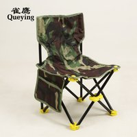 fishing stool folding fishing stool - Fishing tackle folding fishing chair with backrest fishing stool outdoor multifunctional portable stool