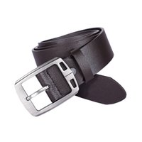 Wholesale S5Q Vintage Men Business Leather Cowhide Belt Pin Buckle WaistBand Casual Belts AAAETF