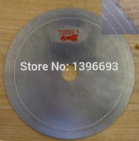 Wholesale lapidary cutting blade discs x0 x25mm ultra thin diamond cutting blade jade crystal