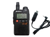 Wholesale BAOFENG New UV R Mark Mhz Dual Band Radio USB Cable