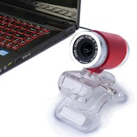 Wholesale Crystal color gun M3 free drive computer camera can be rotated to adjust the clip Webcams