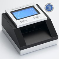 banknote detector - Large LCD display EURO Money Detector Currency Detector Banknote Detector MODEL SCS