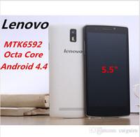 phone unlock gsm t-mobile - 2015 Original Lenovo K900 T MTK6592 Octa Core Smartphone Mobile Phone IPS quot MP Android Unlock GSM WCDMA G