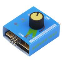 Wholesale 1Pc Digital Multi Servo Tester ECS RC Consistency CCPM Master Speed Controler Checker Newest