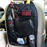 Wholesale New Promotion Car Accessories Seat Covers bag Storage multi Pocket Organizer car seat Bag of Back seat of chair