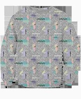 active wallpaper - Synthesizer Crewneck Sweatshirt crazy s like wallpaper pattern stylish Jumper Sweats Women Men Sport Tops Hoodies D Pull