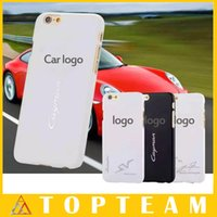 Wholesale For iphone6 Plus Cases Popular Luxury Car Case High Quality Hard PC Phone Case Cover For iphone Plus
