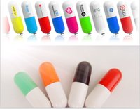 Wholesale 30 new goods for Pen Drive Customize pills u disk GB GB GB GB GB USB flash drive USB Flash Memory Stick Thumb Drive