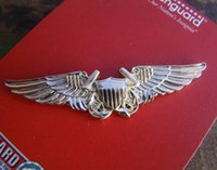 aviation wings - The United States Marine Corps Aviation badge chapter officer golden wings