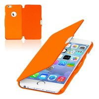 Wholesale Newest multicolor Synthetic Leather Flip Leather Case For IPHONE iphone plus cases