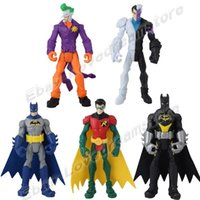 batman gotham knight - 2014 New Arrive New Batman The Dark Knight Rises Joker Gotham City cm cm Figure Set No Box