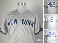 army shirts for sale - 2015 New NY YKS authentic gray road jerseys Jeter Mariano Rivera baseball jerseys have more player s jerseys for sale sport t shirts