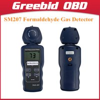 air quality tester - SM207 Portable Formaldehyde Gas Detector Meter Indoor Air Quality Tester SM207 Formaldehyde Gas Detector