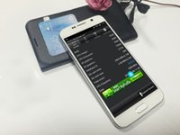 Wholesale 4G LTE S6 G9250 Quad Core MTK6735 GB RAM GB ROM GHz Android MP Smart Phone
