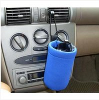 Wholesale Portable DC V Universal in Car Baby Bottle Heater Portable Food Milk Travel Cup Warmer Heater dropshipping A5