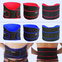 adjustable lumbar support - Magnetic Therapy Adjustable Self Heating Lower Pain Relief Back Waist Support Lumbar Brace Sport Belt weightlifting belt