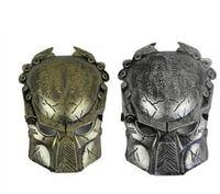 alien sideshow - Nice Halloween Cosplay Mask Party Predator VS Alien Skull Sideshow Classic Gold