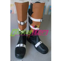 advance shoe boot - customized Anime Final Fantasy Advance LIGHTNING cosplay costume boots customized shoes LIGHTNING botas boots