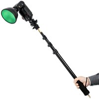 ads kindle - Godox AD S13 quot cm Portable Light Boom Pole Stick quot Male Thread for WITSTRO Flash AD180 AD360 order lt no track