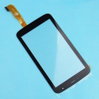 Wholesale quot Inch mm Black Touch Screen Touch Digitizer Glass Panel Replacement For GT70MK727