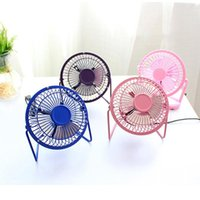 Wholesale Super Mute PC USB Cooler Cooling Portable Desk Mini Fan Notebook Laptop Computer Fan