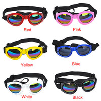 Wholesale Attractive Fashion Dog Pet UV Sunglasses Eye Wear Protection Goggles Sun Glasses June