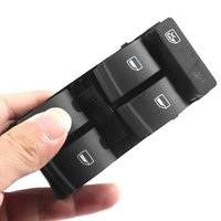 Wholesale New Window Switches Master Electric Power Passenger Window Switch Windows Panel Fit for Audi A4 B6 B7